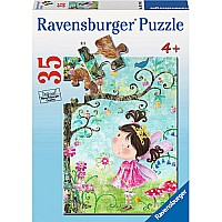 Cute Pixie 35 Piece Puzzle