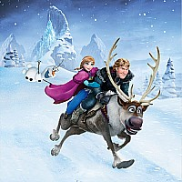 Winter Adventures (3 x 49 pc Puzzles)
