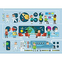 Ravensburger Space Station 60 pc Puzzle