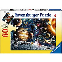 60 pc. Puzzle - Outer Space
