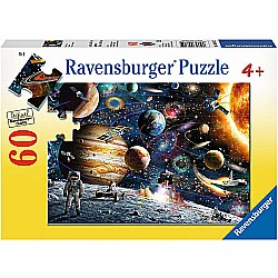 60pc Puzzle - Outer Space