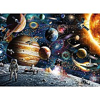 60 pc Outer Space Puzzle