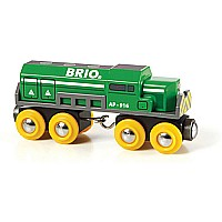BRIO Freight Engine