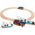 BRIO Ferry travel Set