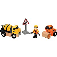 BRIO Construction Vehicles