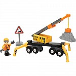 BRIO Mega Crane & Load kit