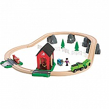 BRIO Countryside Horse Set