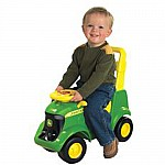 John Deere Sit and Steer Tractor