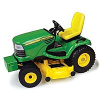 2.5 Inch JD Lawn Mower