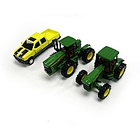 M4 JD 3 Pack Vehicle Value Set