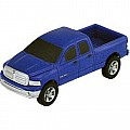 Ertl Blue Dodge Quad Cab