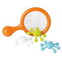 Water Bugs Floating Bath Toys With Net