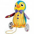 Waddling Penguin Pull Toy (Lamaze) - Learning Curve LC27327