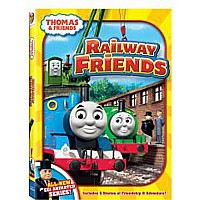 M1 Railway Friends DVD
