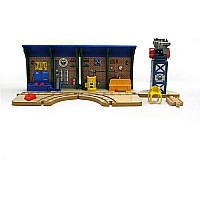 Thomas and Friends: Repair and GO Station at the Sodor Steamwork