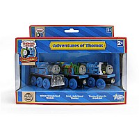 Adventures of Thomas 3-Car Pack