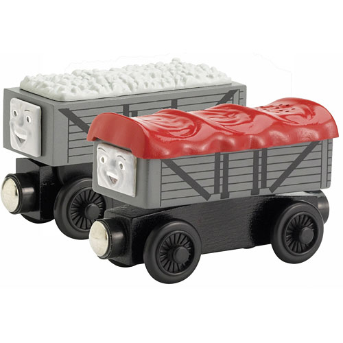 Giggling Troublesome Trucks Building Blocks