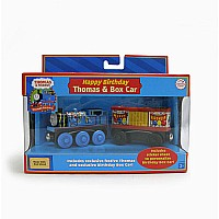 Thomas and Friends: Happy Birthday Thomas and Box Car 99132