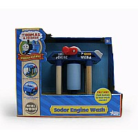Thomas and Friends: Sodor Engine Wash 99276