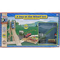 Thomas and Friends: A Day at the Wharf Set with Colin 99578