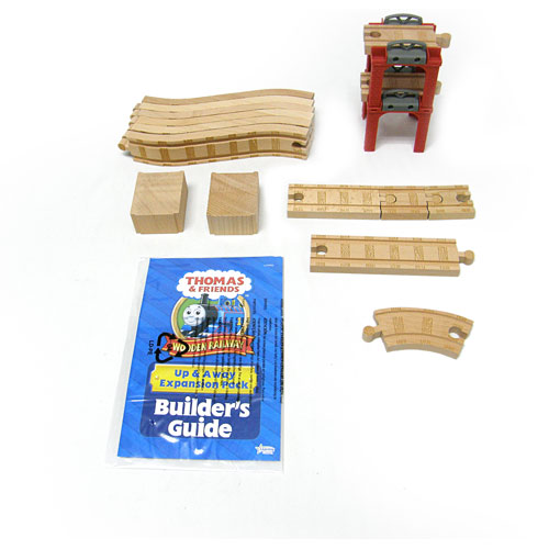 Thomas Wooden Railway Up Away Expansion Pack West Side Kids