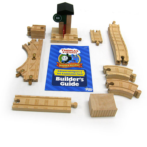 Thomas Wooden Railway Advanced Figure 8 Set Expansion Pack West