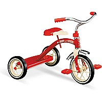 Classic Red 10 Tricycle