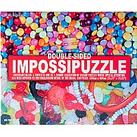Impossipuzzles - Sweeties Jigsaw