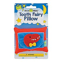 Dino Tooth Fairy Pillow