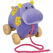 Hippo Pull Toy
