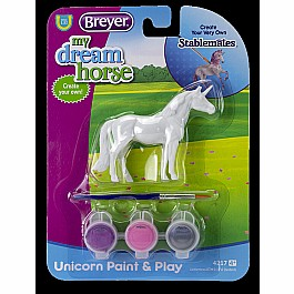 Sm Unicorn Pain & Play Set