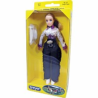 "Breyer: Taylor - Cowgirl 8"" Figure"