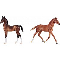 Breyer: Best Of British Foal Set