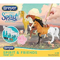 Deluxe Spirit and Friends Painting Kit