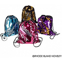 "14""X16.5"" Flip Sequin Backpack"