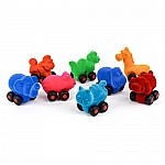 Aniwheelies Assortment Tray of 8