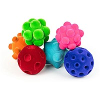 Rubber Ball -  Assorted styles and colors