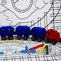 Little Train (+ Playmat  Markers)
