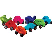 Little Vehicles Set B Assortment of 8 Tray
