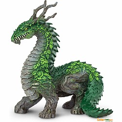 Jungle Dragon Figurine