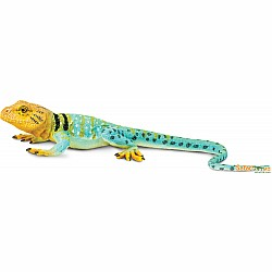 Collared Lizard Figurine