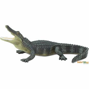 Alligator Figurine