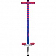 Maverick Pogo Stick Foam Covered - blue/red