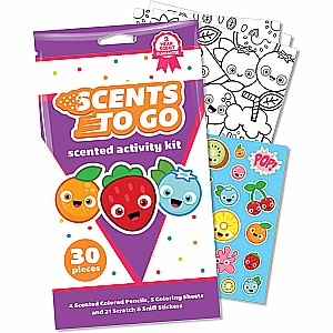 Scents To Go: Colored Smencils Kit