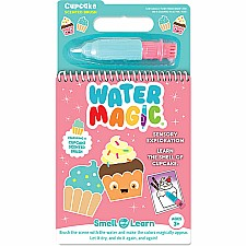 Water Magic: Cupcake