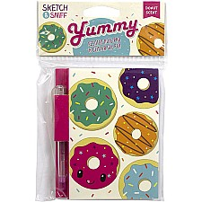 Yummy Note Pad - Donut