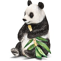 Schleich Giant Panda with Bamboo