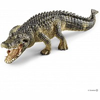 Schleich Alligator Toy Figure