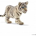 Schleich Tiger Toy Figure, White