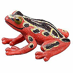 Schleich North America African Reed Frog Toy Figure